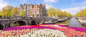 تاریخچه کشور هلند