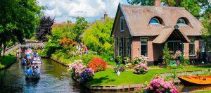 جاذبه های گردشگری در هلند